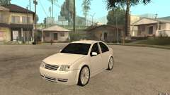 Volkswagen Bora PepeUz Edition for GTA San Andreas