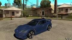 Mazda RX-8 v2 for GTA San Andreas