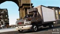 GMC C5500 Topkick for GTA 4