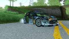Ford Fiesta Ken Block Dirt 3 for GTA San Andreas