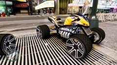 ATV Quad V8