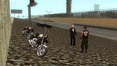 The realistic school bikers v1.0
