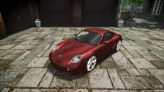 Porsche Cayman S v1 for GTA 4