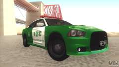Dodge Charger SRT8 Carabineros