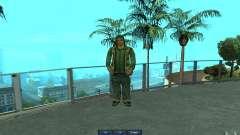 Crime Life Skin Pack for GTA San Andreas