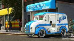Ford Divco Milk and Icecream Van 1955-56 for GTA 4