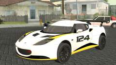 Lotus Evora Type 124