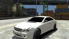 Mercedes Benz CLS Brabus Rocket 2008