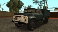 ZIL 130 double cabin for GTA San Andreas