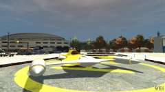Naboofighter for GTA 4