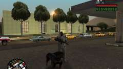 Rottweiler for GTA San Andreas