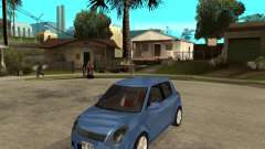 2007 Suzuki Swift for GTA San Andreas