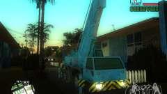 Split Second - Static Truck for GTA San Andreas