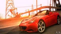 Ferrari California V3 for GTA San Andreas