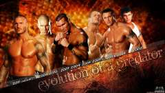 Loading screens WWE 2012