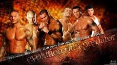 Loading screens WWE 2012