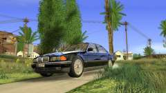 BMW 730i E38 1996 for GTA San Andreas