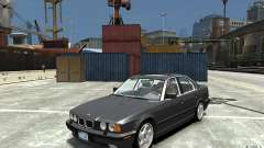 BMW 540i E34 v3.0 for GTA 4