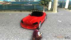 Dodge Viper SRT 10 Coupe