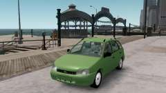 LADA 1117 station wagon Viburnum