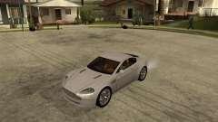 Aston Martin VANTAGE concept 2003 for GTA San Andreas