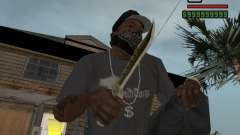 Steep Knife for GTA San Andreas