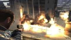 Micro Uzi Rocket Mod for GTA 4