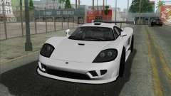 Saleen S7 Twin Turbo Competition Custom for GTA San Andreas