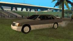 Mercedes-Benz 600SEL W140 for GTA San Andreas