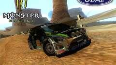 Ford Fiesta RS WRC 2012