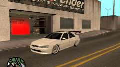 Peugeot 406 Tuning for GTA San Andreas