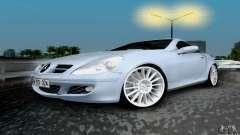 Mercedes-Benz SLK 55 AMG for GTA San Andreas