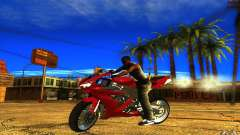 Yamaha YZF R1 Tuning Version for GTA San Andreas