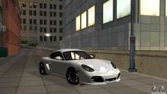 Porsche Cayman R for GTA San Andreas