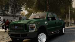 Ford F-250 FX4 2009 for GTA 4