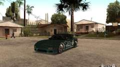 Mazda RX-7 Pro Street for GTA San Andreas
