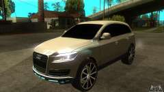 Audi Q7 v2.0 for GTA San Andreas