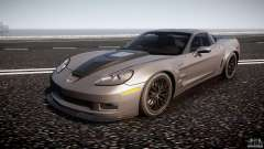 Chevrolet Corvette ZR1 2009 v1.2 for GTA 4