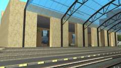 The new station in San Fierro