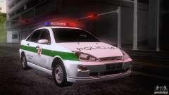 Ford Focus Policija