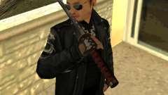 Replacement skins Yakuza