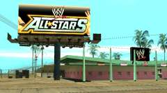 New WWE shop for GTA San Andreas