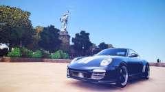 Porsche 911 Sport Classic 2011 v2.0 for GTA 4