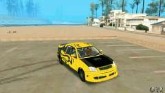 INSETTA from FlatOut 2 for GTA San Andreas