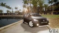Volkswagen Gol Rallye 2012 for GTA 4