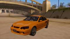 Ford Falcon XR8 2008 Tunable V1.0 for GTA San Andreas