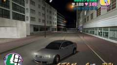 AUDI RS6 for GTA Vice City