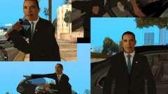 Barack Obama in the Gta