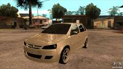Opel Corsa Tuning Edition for GTA San Andreas