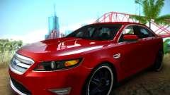 Ford Taurus SHO 2011 for GTA San Andreas